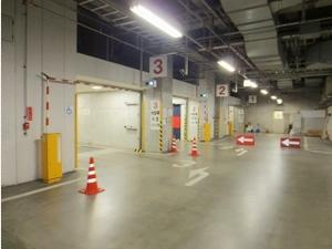 各駐車装置入口